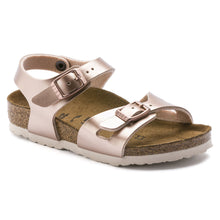 Load image into Gallery viewer, NEW YORK BIRKO FLOR | ELECTRIC METALLIC COPPER | BIRKENSTOCK