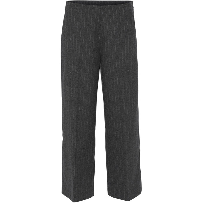 KYLE PANTS | DARK GREY PINSTRIPE | NORR