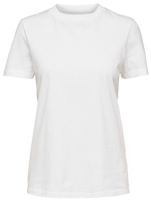 SLFMY PERFECT SS TEE NOOS WHITE