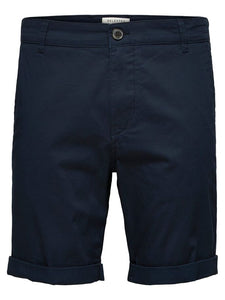 SLHSTRAIGHT-PARIS SHORTS W NOOS | DARK SAPPHIRE | SELECTED