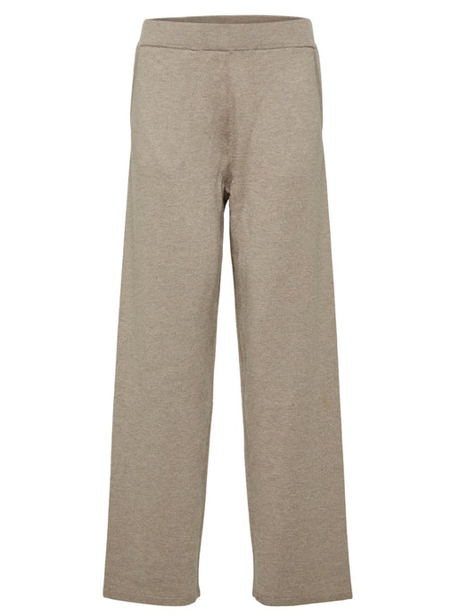 SLFINKA CASHMERE KNIT TROUSERS | SAND | SELECTED
