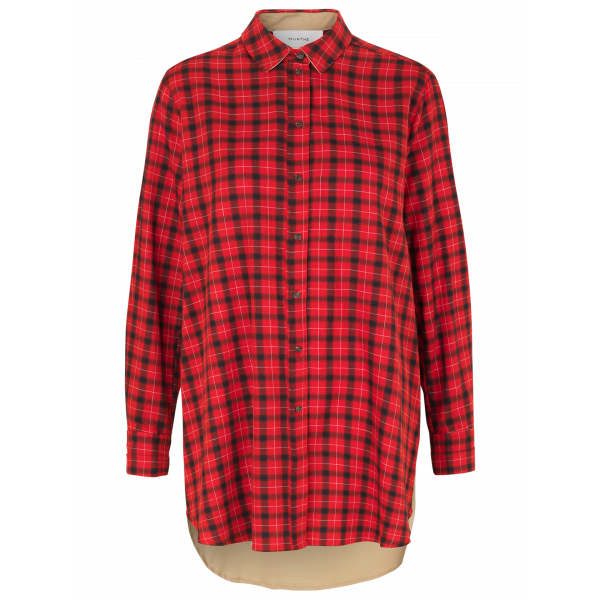 JONATHAN TOP | RED | MUNTHE