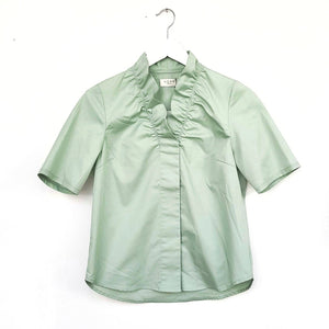 MACKENZIE SHIRT | MINT GREEN | NORR