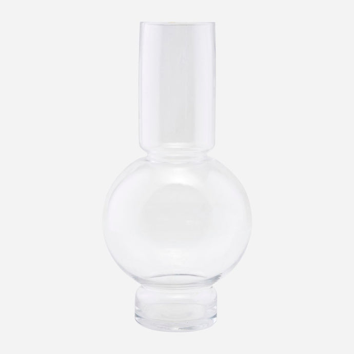VASE BUBBLE | CLEAR