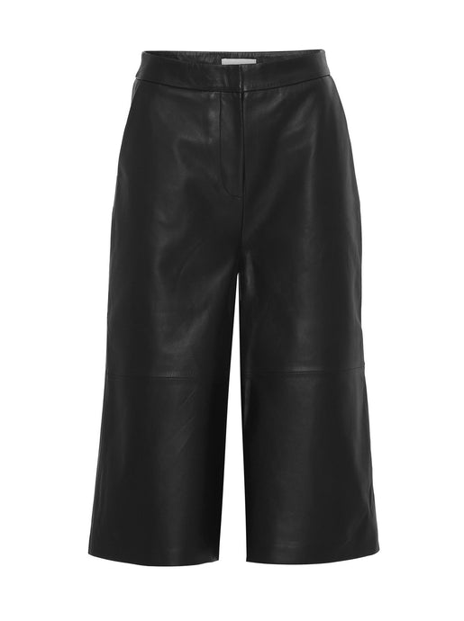 2ND MUDA PANT | BLACK LEATHER | 2NDDAY