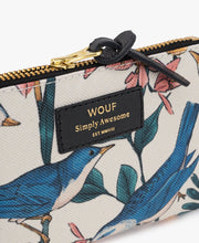 Load image into Gallery viewer, BIRDIES SMALL POUCH | WOUF