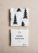 Load image into Gallery viewer, PAPER NAPKINS GRAN - BLACK