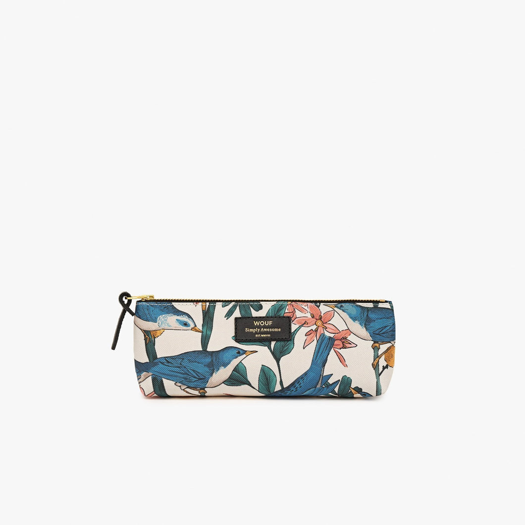 BIRDIES PENCIL CASE | WOUF