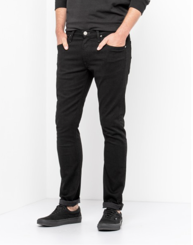LUKE CLEAN BLACK - LEE JEANS