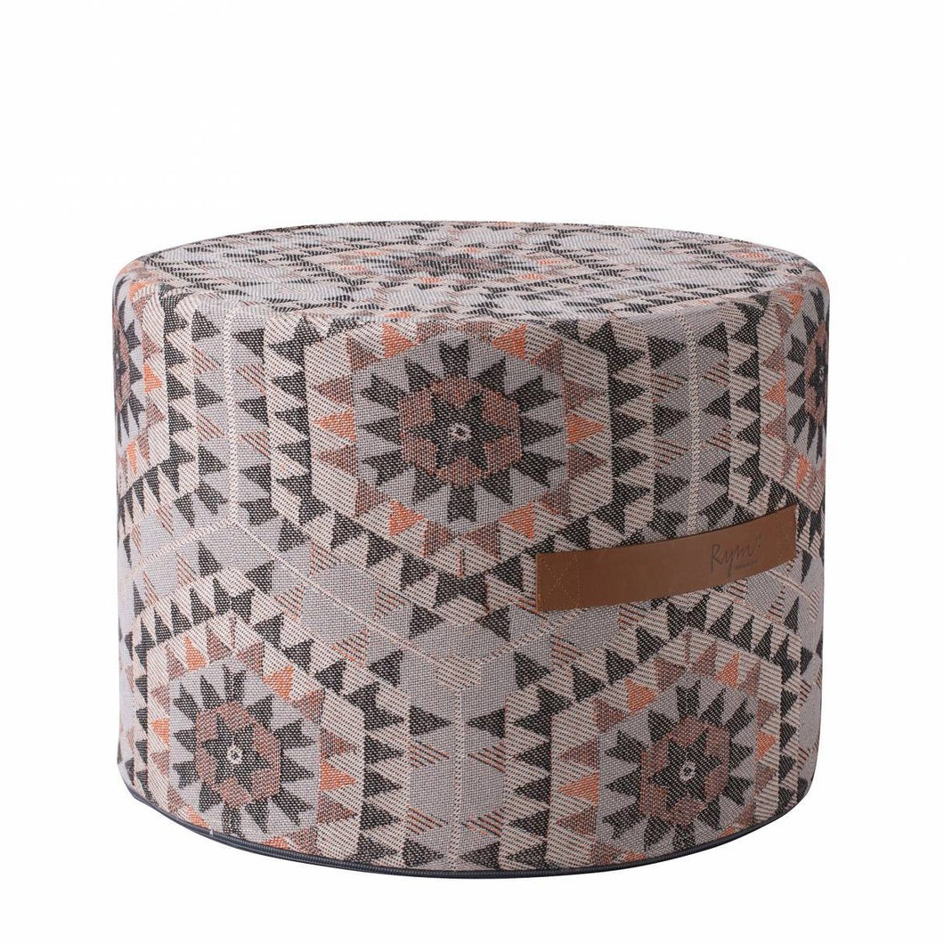OTTOMANIAC - OTTOMAN Heavenly honeycomb / Grey