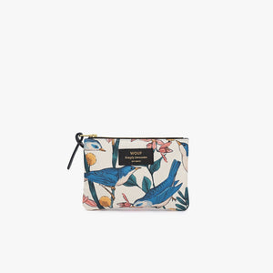 BIRDIES SMALL POUCH | WOUF