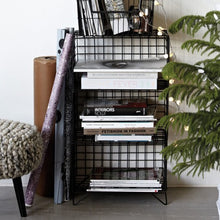 Load image into Gallery viewer, RACK 3 TIER | BLACK | HOUSE DOCTOR