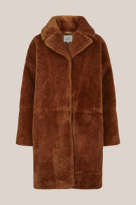 MYRA COAT | ARGAN OIL | SECOND FEMALE