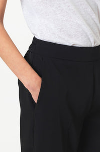 GARBO TROUSERS | BLACK | SECOND FEMALE