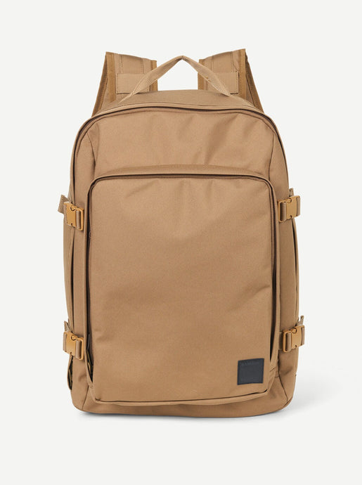 BERKOFF BACKPACK | BRONZE BROWN | SAMSOE SAMSOE