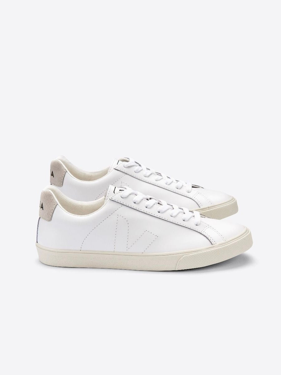 ESPLAR LEATHER | EXTRA WHITE | VEJA