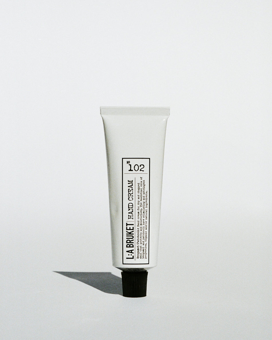 102 | HAND CREAM | BERGAMOT/PATCHOULI | 30ML  | LA BRUKET