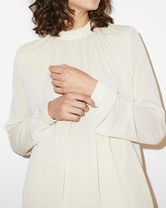 VINEUIL TOP | ANGORA | BY MALENE BIRGER