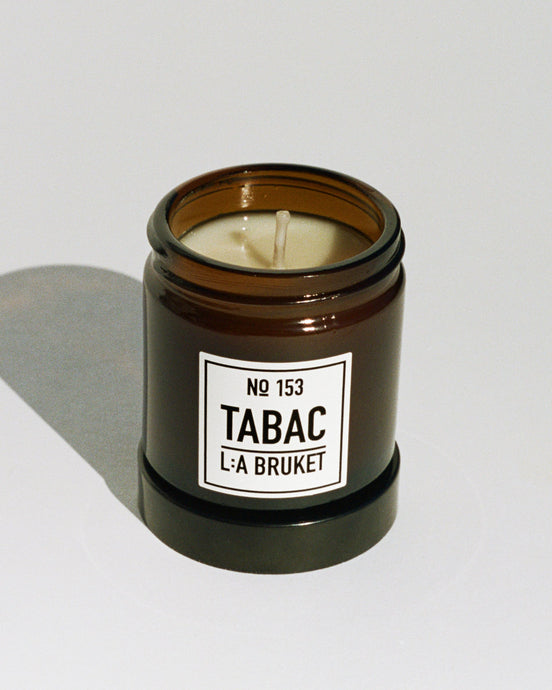 153 | SCENTED CANDLE TABAC | 50G | LABRUKET