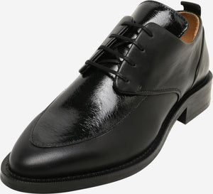 PRIME GLAZE DERBY SHOE | BLACK | ROYAL REPUBLIQ