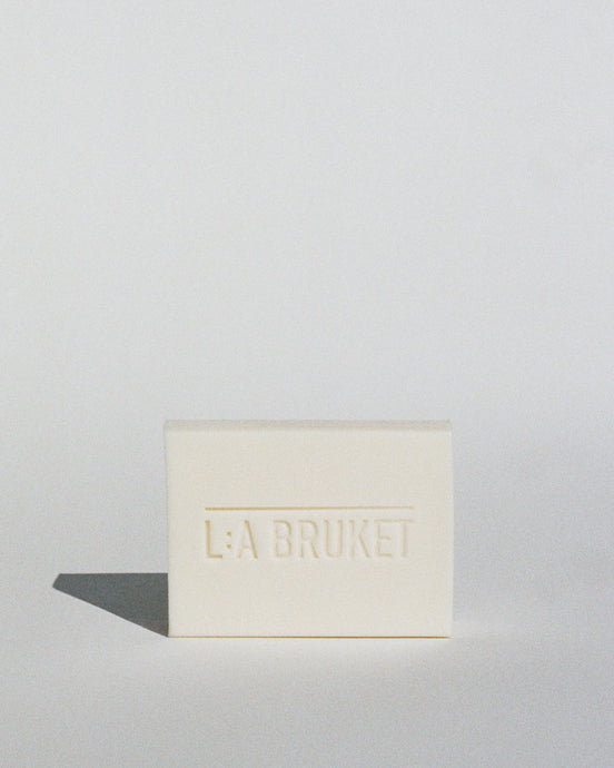 009 | BAR SOAP | LEMONGRASS | 120G | LA BRUKET