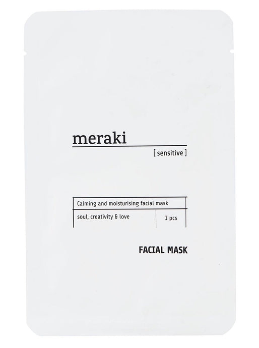 FACIAL MASK SENSITIVE