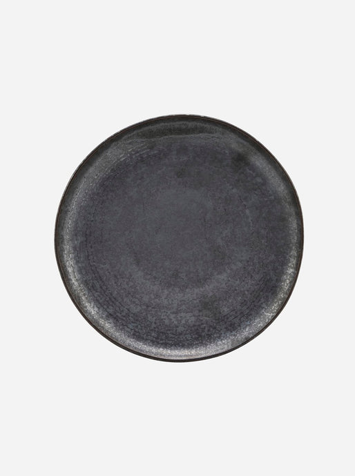 LUNCH PLATE  PION | BLACK/BROWN