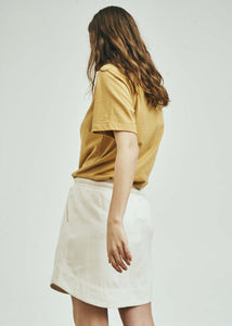 RAYES SKIRT | OFF WHITE