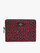 Load image into Gallery viewer, IPAD SLEEVE BLACK HEARTS | WOUF