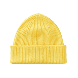 BEANIE | ACID YELLOW | LE BONNET
