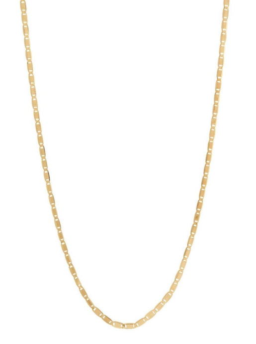 KAREN NECKLACE | GOLD OR SILVER