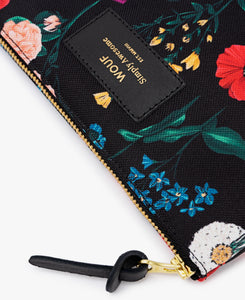 LARGE POUCH BLOSSOM  | WOUF