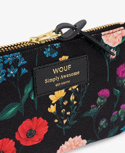 SMALL POUCH BLOSSOM | WOUF