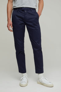 DEVON SLIM CHINO | DARK NIGHT | CLOSED
