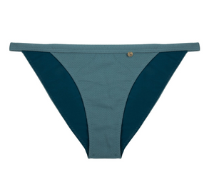 WILD ROSE BIKINI BOTTOM PINE | LOVES TORIES