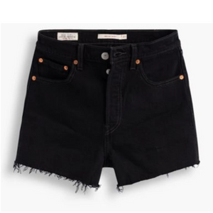 RIBCAGE SHORTS | LATE SHIFT BLACK | LEVI'S