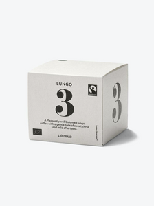 COFFEE CAPSULES ( 10 CAPS ) N°3 LUNGO | SJÖSTRAND COFFEE