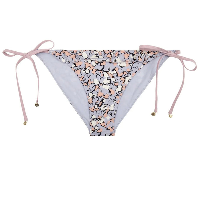 VANITY BIKINI BOTTOM | ABSTRACT FLORAL