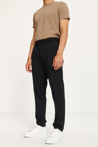 SMITHY TROUSERS | BLACK | SAMSOE
