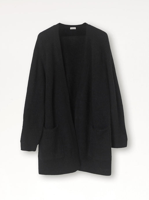 URSULA CARDIGAN | BLACK | BY MALENE BIRGER