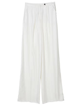 Load image into Gallery viewer, ENIL PANTS | SOFT WHITE | BY MALENE BIRGER