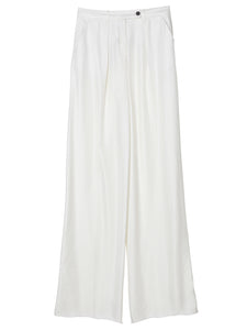 ENIL PANTS | SOFT WHITE | BY MALENE BIRGER
