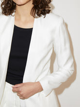 Load image into Gallery viewer, NIVELLAH BLAZER | SOFT WHITE | BY MALENE BIRGER
