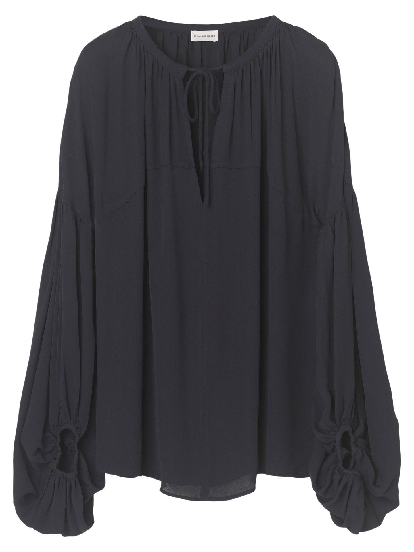KYRA BLOUSE | BLACK | BY MALENE BIRGER