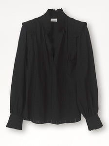 GIVOTIALA TOP | BLACK | BY MALENE BIRGER