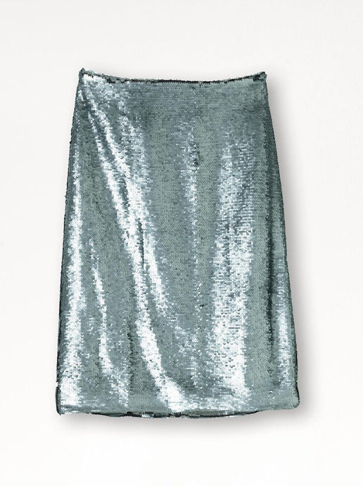 PALOMIA SEQUIN SKIRT | LILY PAD | BY MALENE BIRGER