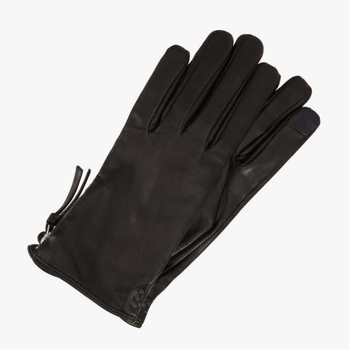 GROUND GLOVE TOUCH WOMEN BLACK | ROYAL