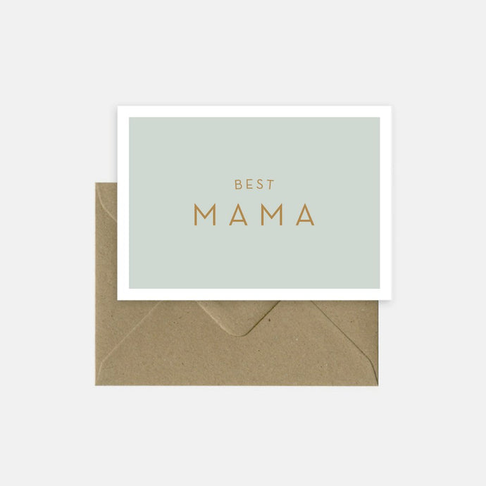 BEST MAMA | MICHOUCAS DESIGN