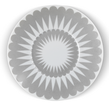 Load image into Gallery viewer, PRETTY PETAL GREY SAUCER | HOUSE OF RYM