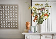 Load image into Gallery viewer, WHITE CERAMIC VASE GREEK | B | HK LIVING